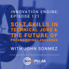 Ep. 121 – Soft Skills in Technical Jobs & the Future of Programming Languages - with John Sonmez