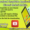 How To Download SnapTube Application On Your Xiaomi Redmi Mobile?.mp3
