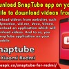 How To Download SnapTube App on Your Xiaomi Redmi Mobile To Download Videos From YouTube?.mp3
