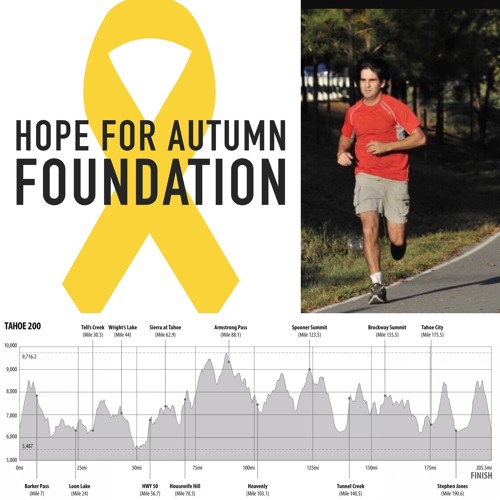 69: Running  205 miles to Fight Childhood Cancer. Talking with  Amanda Knerr and Greg Yaghmai