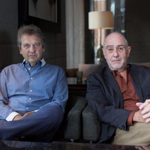 "Alain Boublil & Claude-Michel Schönberg from ""The Pirate Queen"""