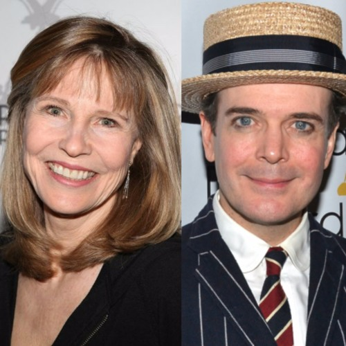 "Donna Hanover & Jefferson Mays from ""The Best Man"""