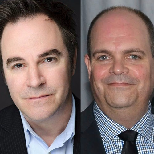 """Brad Oscar & Roger Bart from """"The Producers"""""""