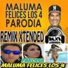 FELIZ UN RATO (JR INN PARODIA  FELICES LOS 4) REMIX DJ REXZ