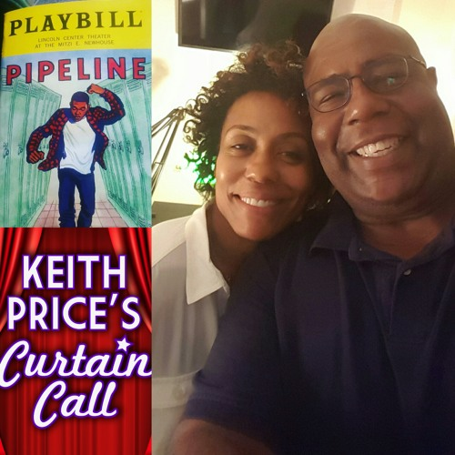 Karen Pittman is treading the boards again in a new Dominique Morisseau play, PIPELINE