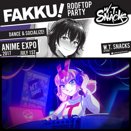 AX2017 Fakku Rooftop Party Mix