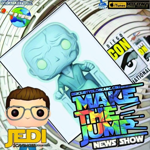 Make The Jump News | SDCC Collectors Madness