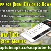 How To Download SnapTube For Redmi phone To Download Videos?.mp3