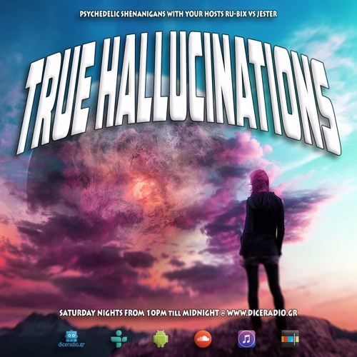 True Hallucinations 009 @ Dice Radio - Mar 2013