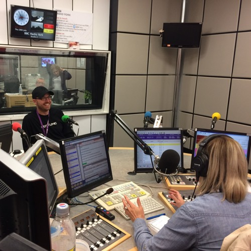 BBC RADIO YORK Interview - Of Shark and Man
