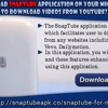 How To Download SnapTube Application On Your Micromax Mobiles To Download Videos From YouTube.mp3
