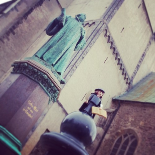 500 Jahre Reformation - aus dem SAW-Land in die Welt (33) - Luther und die Reformation in Magdeburg