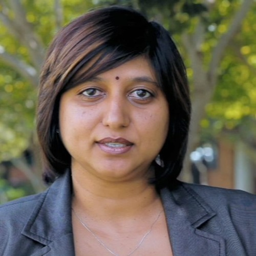 The Future of Leadership Forum: Interview with Jayshree Naidoo