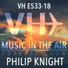 VILLAHANGAR - Music In The Air Podcast Show VH-E533 18 2017-07-21 Artwork
