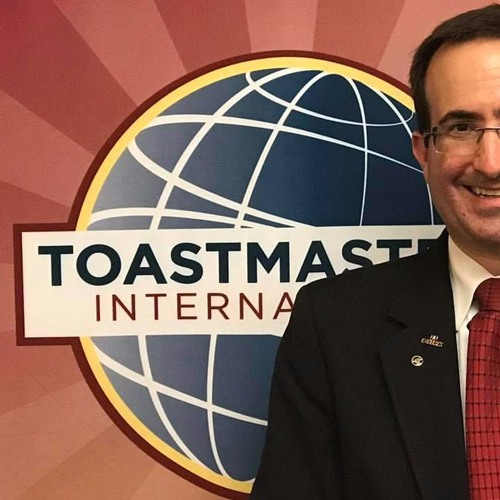 July 20 Podcast - Toastmaster Paul - 5th Podcast - When the Dream is BIG