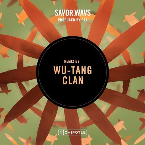 SAVOR.WAVS-Wu-Tang Clan Remix