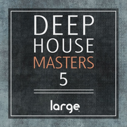 Various Artists   Deep House Masters 5 (previews)