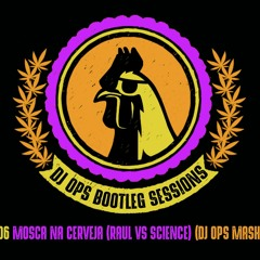 Mosca Na Cerveja (Raul Vs Science)(DJ Ops Mashup)