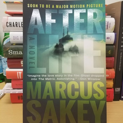 The Arts Section: Marcus Sakey Interview