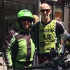 Matt Dickinson experiences the thrill of the peloton from the back of a Tour de France motorbike