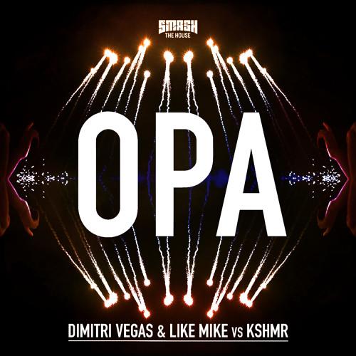 Dimitri Vegas & Like Mike vs KSHMR - OPA (Preview) by Rave