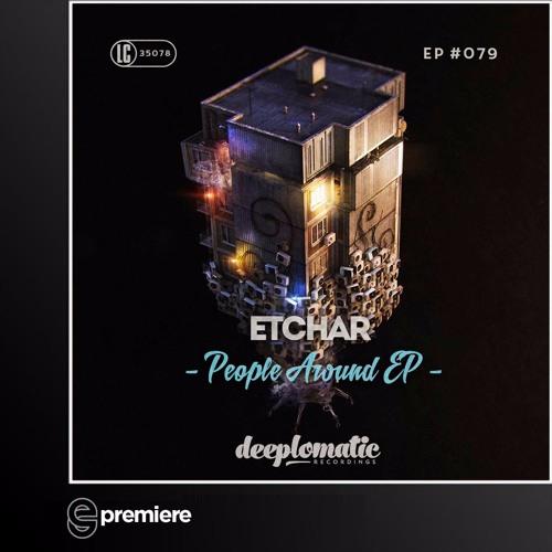 Premiere: Etchar & Superstar Panda - Matem (Deeplomatic Recordings)