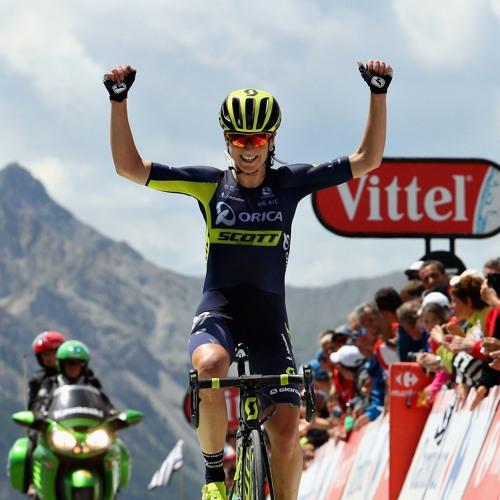 Zwift Tour De France Podcast - Ep 21 - Van Vleuten and Barguil  master Izoard