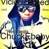 Chuck3baby - Holding U Down (Prod.CashMoneyAP)