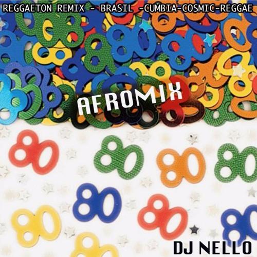 Afromix 80 - Dj Nello