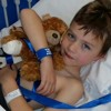 6-year-old Fraser Stenhouse's long road to recovery after receiving second degree burns to lower leg