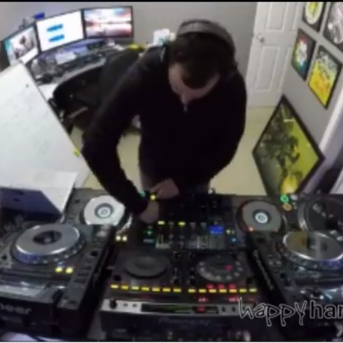 DJ Cotts - Live on Happyhardcore.com 20-JUL-17