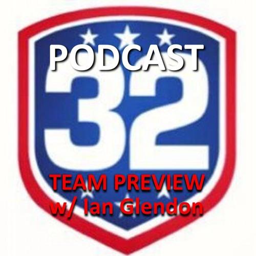 cover32 Team Preview w/ Ian Glendon: Jaguars Talk w/ Brandon Ray