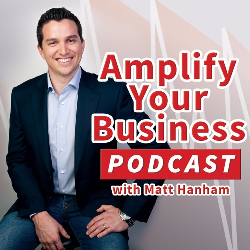 #AmplifyYourBusiness Ep 3 with Marciel Audesho: The Importance of Why & Starting a Side-hustle