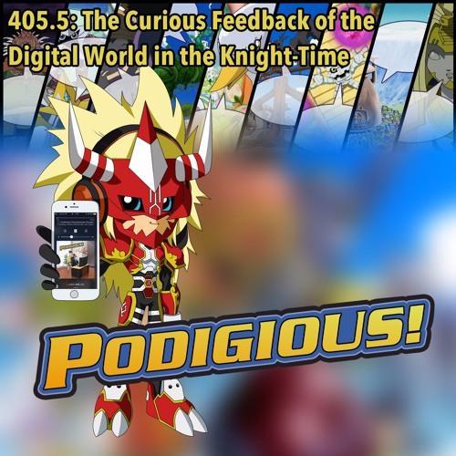 Digimon Frontier: Royal Knights Arc Feedback | 405.5