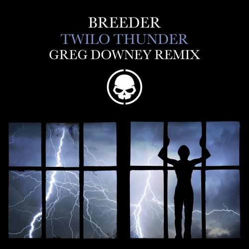 Breeder - Twilo Thunder (Greg Downey Remix) - Skullduggery