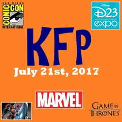07/21/2017 Podcast - Your Nerd Week in Review!