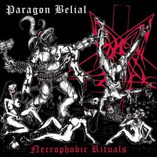PARAGON BELIAL - Demoniac Christian Holocaust (2017)