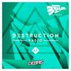 Debris & Broz Rodriguez - Destruction Radio 043 2017-07-31 Artwork