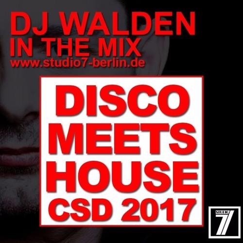 CSD 2017 Disco meets House 2017