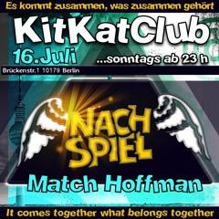 Match Hoffman (Part 1) - NACHSPIEL Sonntag-Nacht-Club 2017-07-16