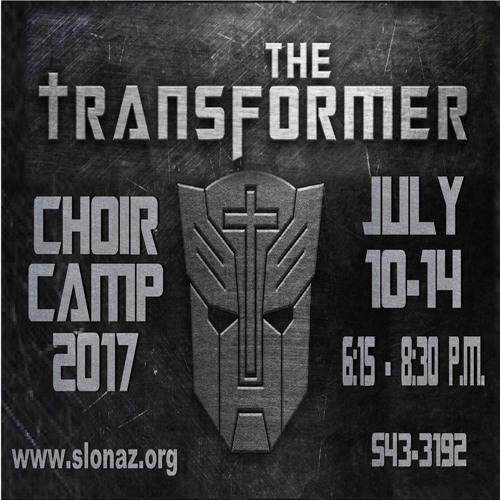 Transformer Kid's Choir Camp Performance