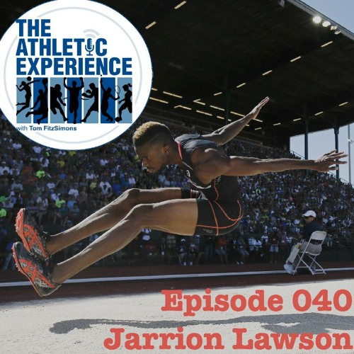 040 - Jarrion Lawson - Flight School - Bowerman - US Champion - SPEED