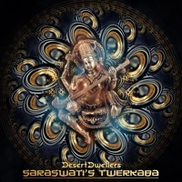 Desert Dwellers - Saraswati's Twerkaba (Nanosphere Remix) Artwork