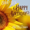 Good Luck - Happy Birthday - Elly Mc Dream - Country Style - Snipped
