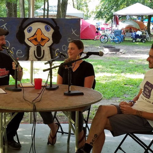 The Jezebels LIVE at Wild Goose 2017! (Fooling with Scripture podcast)