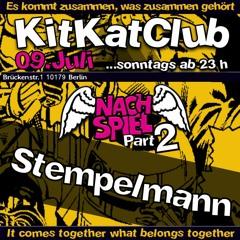 Kitkat Club Nachspiel 09-07-17 - 10Jahre Kitty in Mitte - Stempelmann Part 2