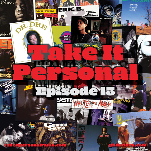 Take It Personal (Ep 13: Back To Basics)