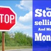 How To Stop Selling and Make More Money Social Media marketing Agency Digital Marketing online
