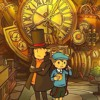 Professor Layton and the Unwound Future- Picture Book
