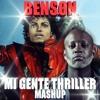 Michael Jackson vs Willy William - Mi Gente Thriller (BPM Transition 114-128) (FREE DL)